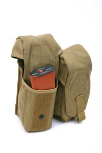 Molle AK Double Mag Pouch