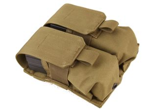 Molle M14 Double Mag Pouch