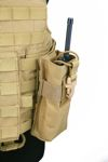 Molle Radio Pouch For Prc-148