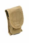 SDS Molle Single M16 Dual-Mag Pouch