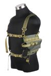 Molle Shoulder Panel Holster