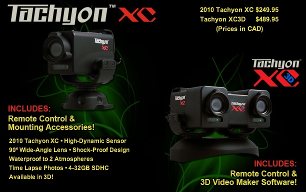 New Tachyon XC 2010 Products available now!